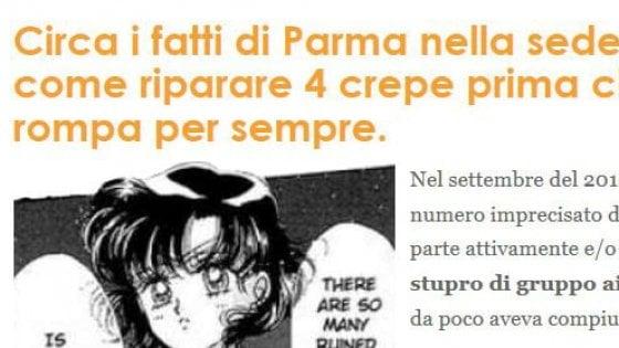 """Parma, l'omertà sullo stupro al centro sociale: """"Taci con gli sbirri"""""""