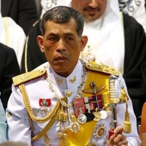 il fisco tedesco d la caccia al re della thailandia