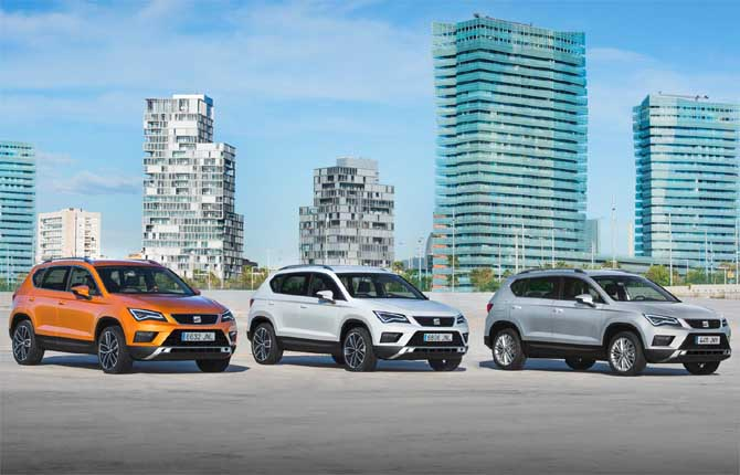 "Alla Seat Ateca il titolo di ""Best Buy Car of Europe in 2017"""