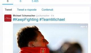 """F1, famiglia di Schumacher lancia 'continuare a combattere': """"Salute di Michael fatto privato"""""""