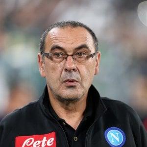 """Napoli, Sarri 'snobba' il Real: """"Grande sfida, ma ora c'è il Torino. Abbiamo bisogno di continuità"""""""