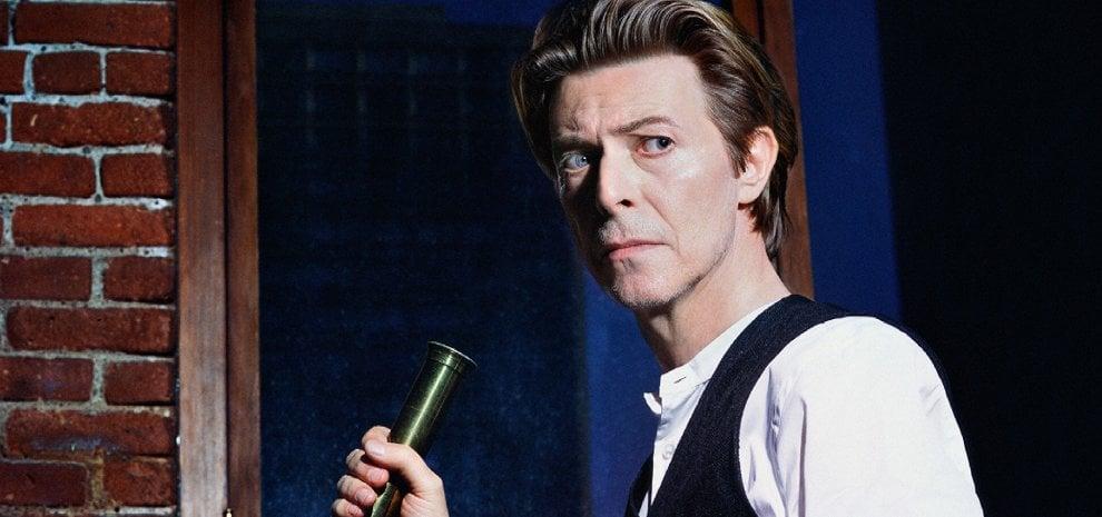 David Bowie è il musicista più amato in Gran Bretagna