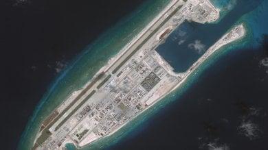 Usa-Cina ai ferri corti: la bufera del drone spia sulle isole contese