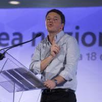 Pd in assemblea, l'autocritica di Renzi: