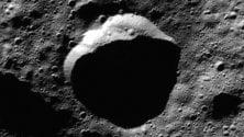 Ghiaccio 'nascosto'  nei crateri di Cerere