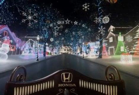 Honda per i bimbi ricoverati, la magia del Natale in ospedale