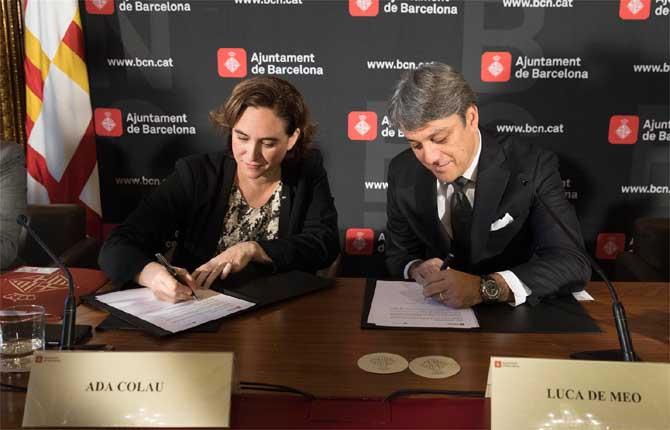 Barcellona, la nuova capitale Volkswagen