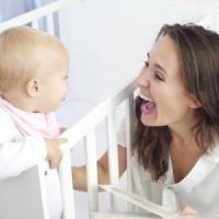 Mamma, papà o pappa? La prima parola è una questione di vista