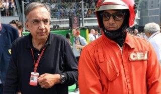 """Ferrari, Marchionne: """"Vettel? Dovremo dargli un'auto competitiva"""""""