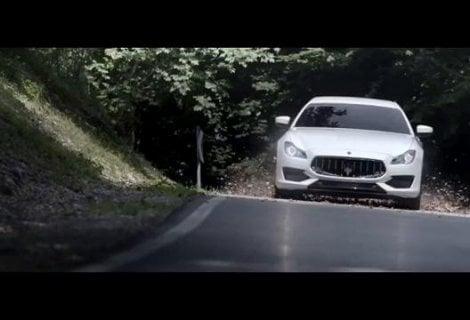 Maserati Quattroporte GranSport, l'ammiraglia va in palestra