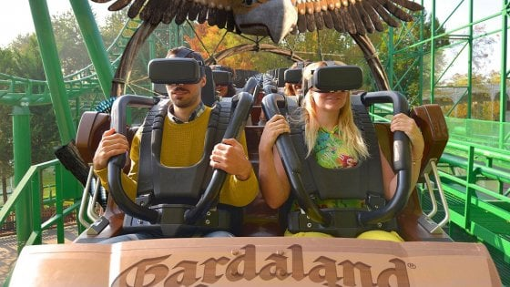 Gardaland investe 5 milioni di euro per la realtà virtuale