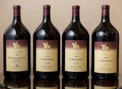Apparita, una storia d'amore lunga trent'anni (e 30 bottiglie)