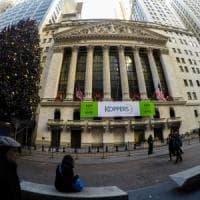 Borse europee deboli, il Dow Jones vicino ai 20mila punti