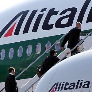 Alitalia, la ricapitalizzazione torna in salita