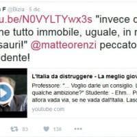 Berlino, i tweet di Fabrizia Di Lorenzo: