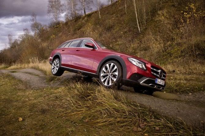 Mercedes Classe E 4Matic All-terrain