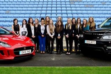 Jaguar Land Rover a caccia di talenti femminili