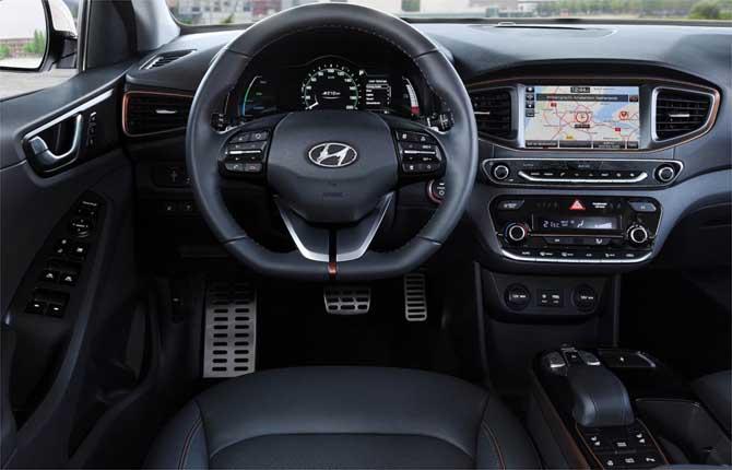 Hyundai Ioniq, atto secondo