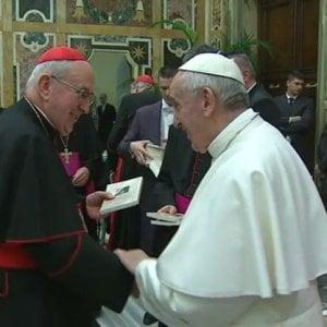 """Francesco alla curia: """"Da tradizionalisti resistenze malevole"""". E indaga l'Ordine di Malta"""