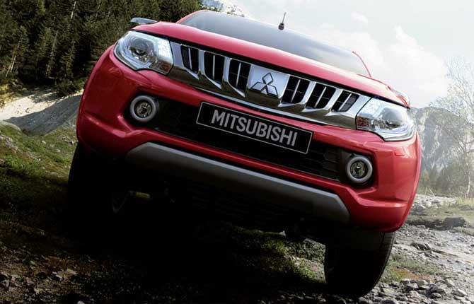 Mitsubishi L200, voglia di pick-up