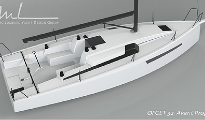 Ofcet 32 in Italia da Yachtsynergy