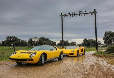 Lamborghini Miura, ritorno alle origini