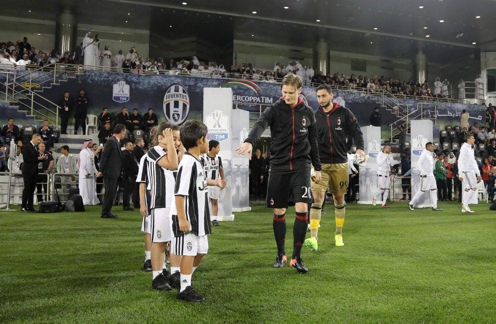 Juventus-Milan, il film della finale di Supercoppa