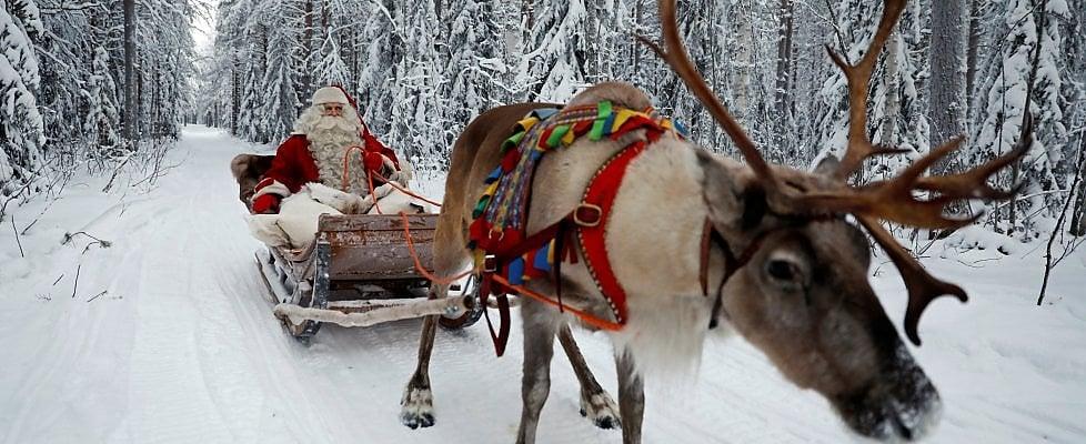 Babbo Natale Babbo Natale.Babbo Natale Esiste Per Nove Bambini Su Dieci Repubblica It