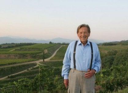 Livio Felluga, addio al grande padre del vino friulano