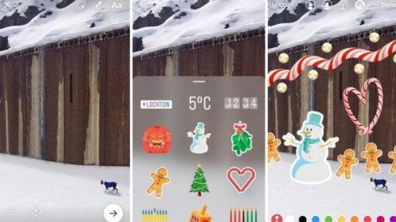 Facebook, Instagram, WhatsApp: gli auguri da digitare per le feste