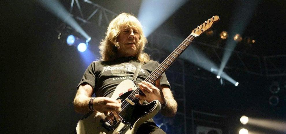 Morto Rick Parfitt, chitarrista degli Status Quo