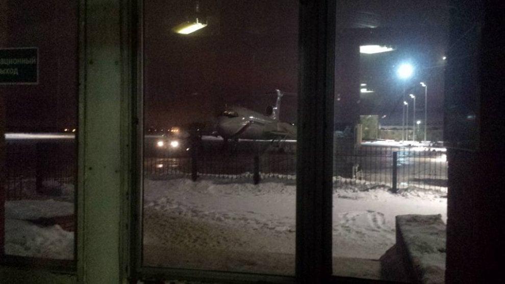Russia, l'ultimo scatto all'aereo caduto nel Mar Nero