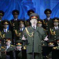 Aereo caduto nel Mar Nero: a bordo il coro dell'Armata Rossa