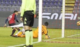 """Cagliari, Sau chiede scusa a Rastelli: """"Gli ho mancato di rispetto"""""""