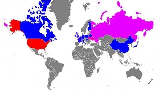 Wikiwhere, il servizio che rivela i pregiudizi geopolitici di Wikipedia