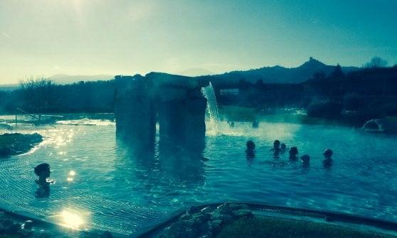 Terme in Val d'Orcia: un paradiso che sgorga dal cuore dell'Amiata