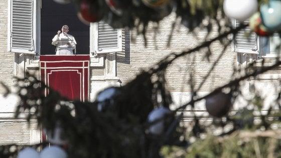 """Dal Papa grido di dolore per i cristiani: """"La parte malvagia del mondo ci odia"""""""