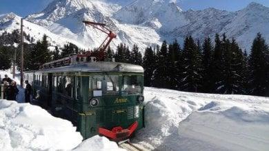 Torino, fermo per sciopero il tramway del Monte Bianco