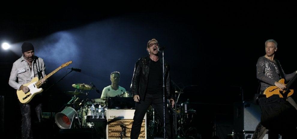 U2  nuovo album ...U2 Tour 2017