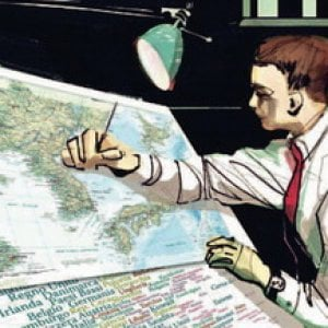 """Gino De Vecchis: """"Sì, il mondo è tutto esplorato eppure noi geografi serviamo ancora"""""""