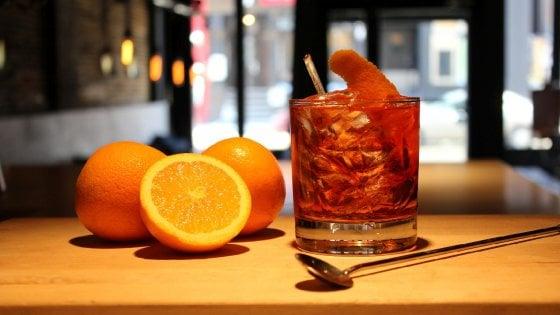 Lunga vita al negroni il principe dei cocktail for Manhattan cocktail storia