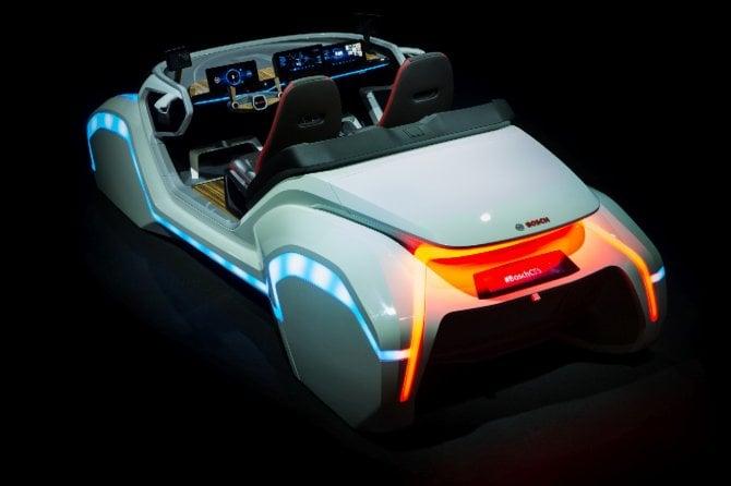 L'auto del futuro è fra noi
