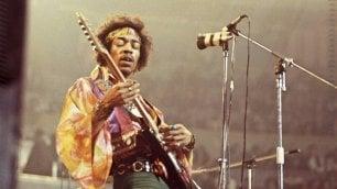 Jimi Hendrix e 'Hey Joe': 50 anni fa l'inizio di una leggenda