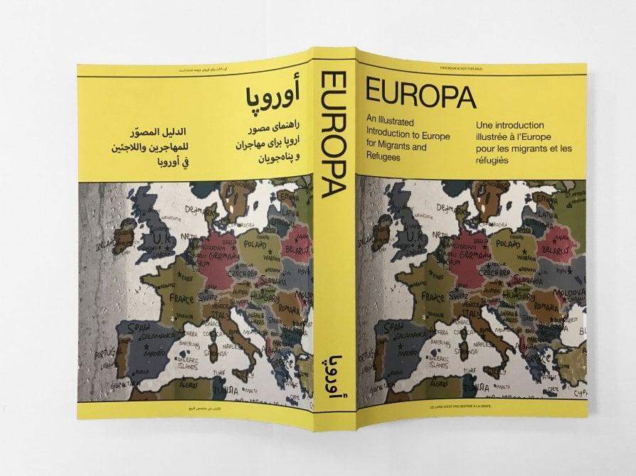 Ecco l'Europa nel manuale per i migranti