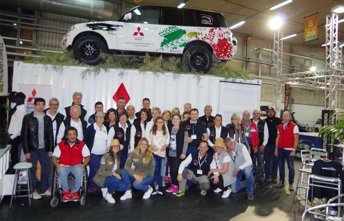 Il Mitsubishi Club Italy pronto per una nuova avventura