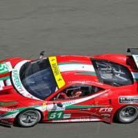 Livrea #67, ispirata alla 458 Italia GT2/3/E del 2011