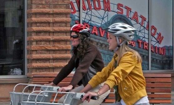 Biciclette, aree verdi, energie rinnovabili: è Denver il paradiso degli ambientalisti