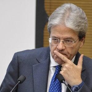 """Gentiloni: """"Proseguiremo lavoro e riforme governo Renzi"""""""