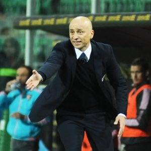 Palermo, Corini non perde l'ottimismo: ''Sarà dura, ma ci salveremo''
