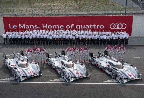 Audi Sport, 18 anni di emozioni